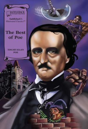 The Best of Poe-Illustrated Classics-Book - Edgar Allan Poe