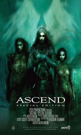Ascend - Christopher Shy (Artist), Keith Arem