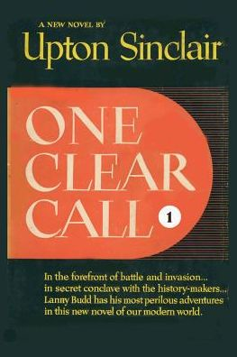 One Clear Call - Upton Sinclair