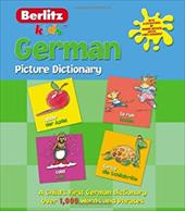 German Picture Dictionary - Berlitz Guides