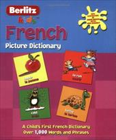 French Picture Dictionary - Berlitz Guides