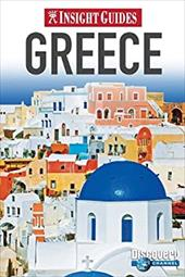 Insight Guide Greece - Lord, Maria / Stannard, Dorothy