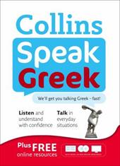 Collins Speak Greek - Collins UK / Pantelireis, Emmanuela