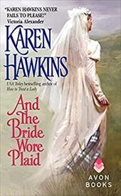 And the Bride Wore Plaid - Hawkins, Karen