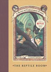 The Reptile Room - Snicket, Lemony / Helquist, Brett