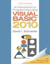 Introduction to Programming Using Visual Basic 2010 - Schneider, David I.