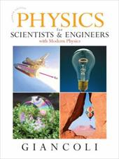 Physics for Scientists and Engineers (CHS 1-37) with Masteringphysics - Giancoli, Douglas C.