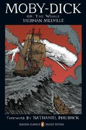 Moby-Dick: Or, the Whale - Melville, Herman / Millionaire, Tony / Philbrick, Nathaniel