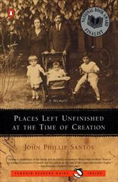 Places Left Unfinished at the Time of Creation - Santos, John Phillip