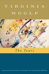 The Years - Woolf, Virginia / Hussey, Mark / McNees, Eleanor