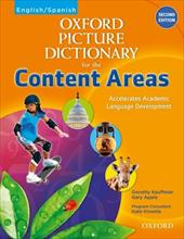 Oxford Picture Dictionary for the Content Areas - Kauffman, Dorothy / Apple, Gary