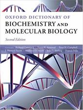 Oxford Dictionary of Biochemistry and Molecular Biology - Cammack, Richard / Atwood, Teresa / Campbell, Peter