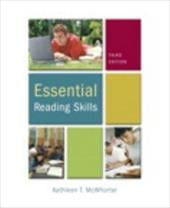 Essential Reading Skills [With Myreadinglab] - McWhorter, Kathleen T.