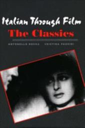 Italian Through Film: The Classics - Borra, Antonello / Pausini, Christina / Pausini, Cristina