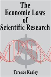 The Economic Laws of Scientific Research - Kealey, Terence