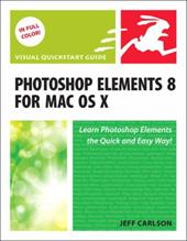 Photoshop Elements 8 for MAC OS X - Carlson, Jeff