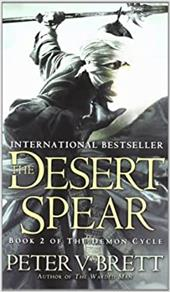 The Desert Spear - Brett, Peter V.