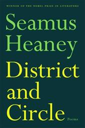 District and Circle: Poems - Heaney, Seamus