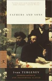 Fathers and Sons - Turgenev, Ivan Sergeevich / Turgenev / Garnett, Constance