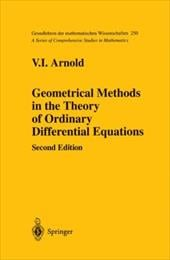 Geometrical Methods in the Theory of Ordinary Differential Equations - Arnol'd, Vladimir I. / Arnold, V. I. / Levi, Mark