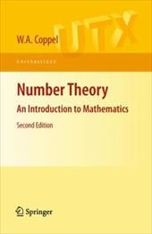 Number Theory: An Introduction to Mathematics - Coppel, W. A.