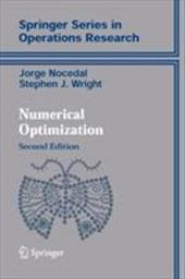 Numerical Optimization - Nocedal, Jorge / Wright, Stephen J.