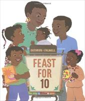 Feast for 10 - Falwell, Cathryn