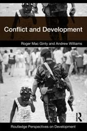 Conflict and Development - Mac Ginty, Roger / Williams, Andrew