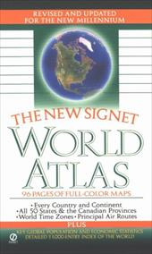 The Signet World Atlas: 6completely Revised and Updated - Willett, B. M. / Rawson, Hugh