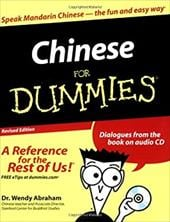 Chinese for Dummies [With CD-ROM] - Abraham, Wendy