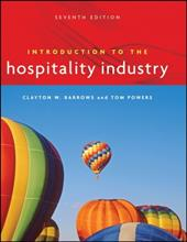 Introduction to the Hospitality Industry - Barrows, Clayton W. / Powers, Tom