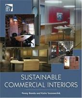 Sustainable Commercial Interiors - Bonda, Penny / Sosnowchik, Katie