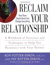 Reclaim Your Relationship: A Workbook of Exercises and Techniques to Help You Reconnect with Your Partner - Potter-Efron, Ronald T. / Potter-Efron, Patricia S.