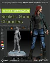 Zbrush Studio Projects: Realistic Game Characters - Kingslien, Ryan