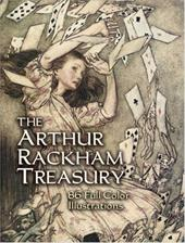 The Arthur Rackham Treasury: 86 Full-Color Illustrations - Rackham, Arthur / Menges, Jeff A.