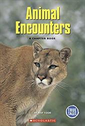 Animal Encounters: A Chapter Book - Toor, Atif