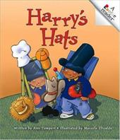 Harry's Hats - Tompert, Ann / Elizalde, Marcelo