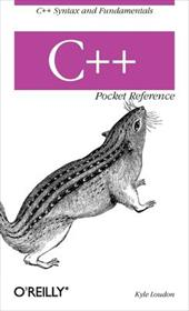 C++ Pocket Reference - Loudon, Kyle