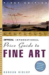 Hislop's Official International Price Guide to Fine Art - Hislop, Duncan