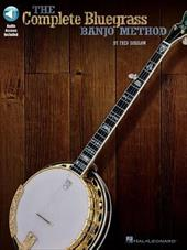 The Complete Bluegrass Banjo Method - Sokolow, Fred