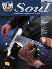 Soul: Guitar Play-Along Volume 19 - Hal Leonard Publishing Corporation