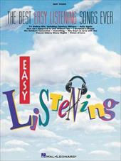 The Best Easy Listening Songs Ever: Easy Piano - Leonard Corporation, Hal / Various / Hal Leonard Publishing Corporation