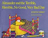 Alexander and the Terrible, Horrible, No Good, Very Bad Day - Viorst, Judith / Cruz, Ray