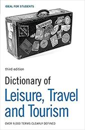 Dictionary of Leisure, Travel and Tourism - N/A / Russell, Jane / Roseby, Paul