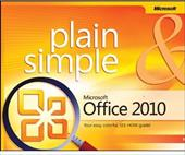 Microsoft Office 2010 Plain & Simple - Murray, Katherine / Cox, Joyce