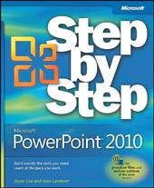 Microsoft PowerPoint 2010 Step by Step [With Access Code] - Cox, Joyce / Lambert, Joan