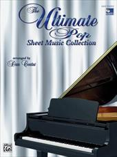 The Ultimate Pop Sheet Music Collection: Easy Piano Edition - Coates, Dan