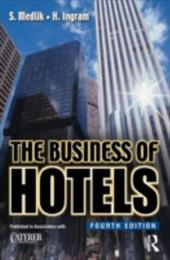 Business of Hotels (Revised) - Medlik, S. / Ingram, H. / Ingram, Hadyn