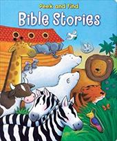 Peek and Find Bible Stories - Zobel-Nolan, Allia / Cox, Steve