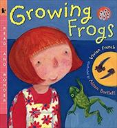 Growing Frogs - French, Vivian / Bartlett, Alison